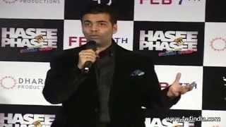 'Hasee Toh Phasee' Theatrical Trailer Launch - Feb 2014 | Siddharth Malhotra