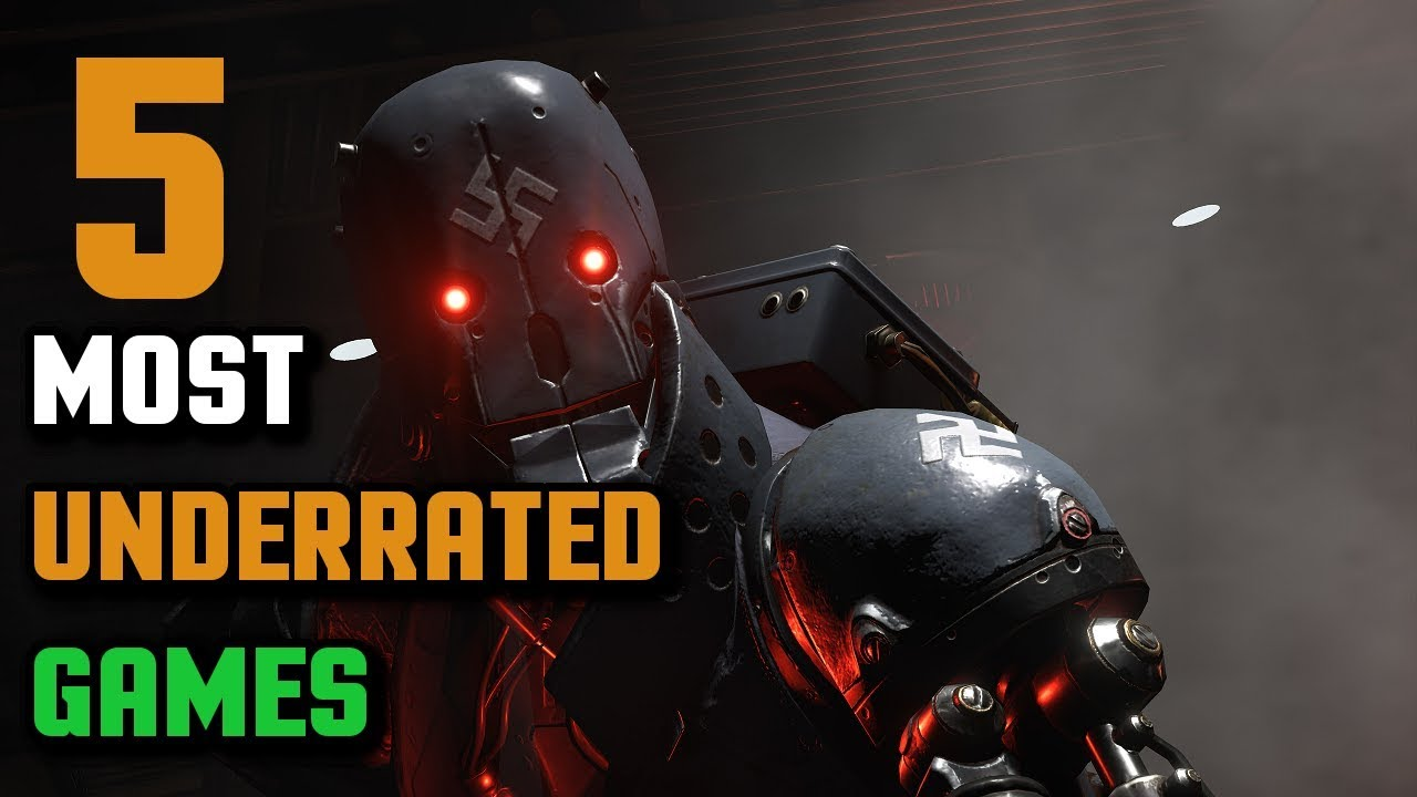 Top 5 Most Underrated PS4, Xbox One, PC Games (2018)
