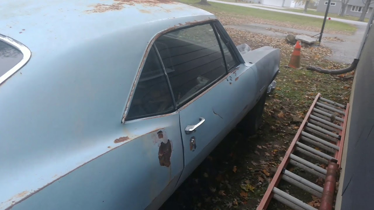 Car Restoration Episode 1: The Start