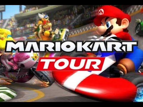 تنزيل لعبة Mario Kart Tour Apk للأندرويد Mario Kart For Android   APK Download