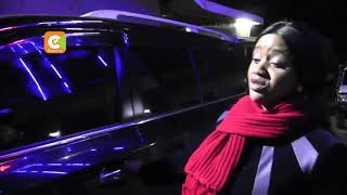 Laikipia Women Rep thrown out of a Kericho Hotel