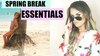 Spring Break Essentials! | Clothing, Sunglasses, Beauty, and More!