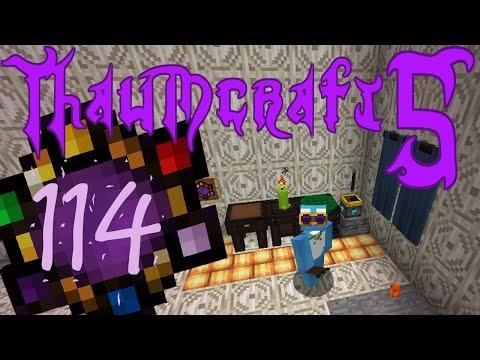 Thaumcraft 5 - Cap 114- La he liado