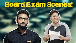 Funny Board Exam Scenes | Hyderabadi Comedy | Warangal Diaries