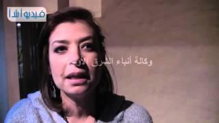 بالفيديو : الفنانة منال سلامة ل أ ش أ  تحية لكل أم في ذكرى عيدها