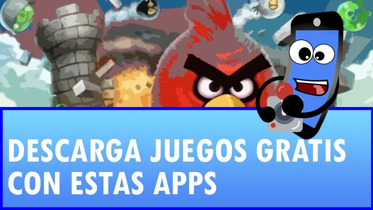 Aplicaciones Para Descargar Juegos Gratis Descargate Juegos Y