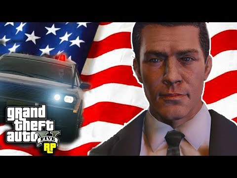 The Governor Attacked During Speech! (GTA RP)