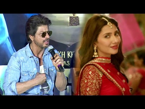 Thumbnail: Shahrukh Khan's SHOCKING Comment On Pakistani Actress Mahira Khan