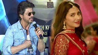Shahrukh Khan's SHOCKING Comment On Pakistani Actress Mahira Khan
