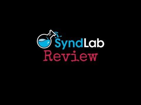 SyndLab Review - Does SyndLab WORK?  Watch Me Use SyndLab (demo from PotPieGirl). http://bit.ly/2PlLNR0