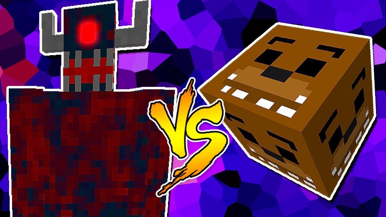 Guardiao Do Nether Vs Lucky Block Freddy Minecraft Lucky Block