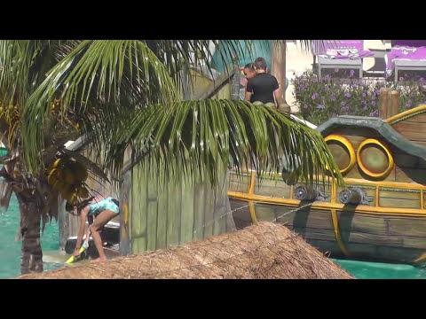 Tour of the Paradisus Playa del Carmen- best resort in Riviera Maya Mexico