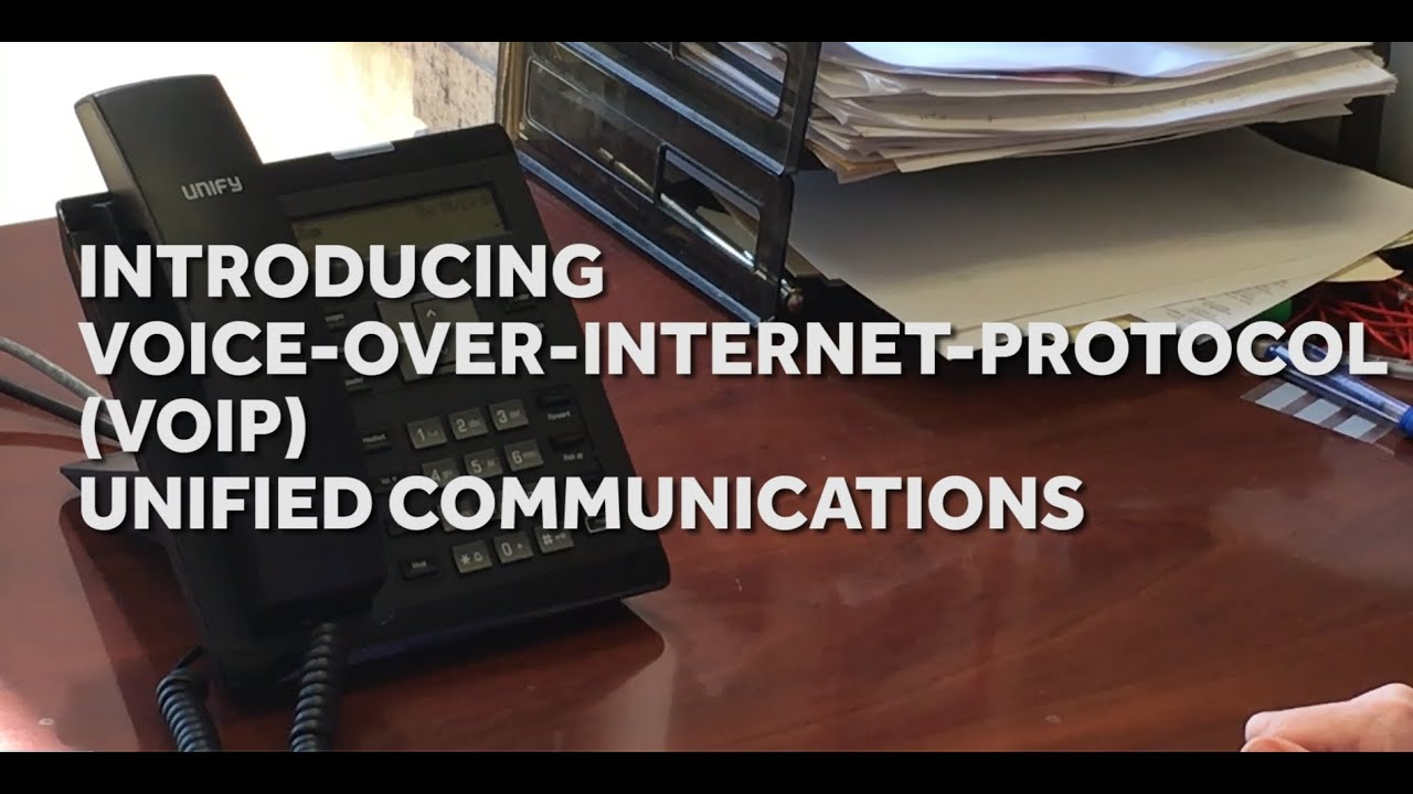 Voice Over Internet Protocol (VoIP) | Division of