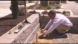 Level Your Paver Base - Outdoor DIY From Home Work With Hank