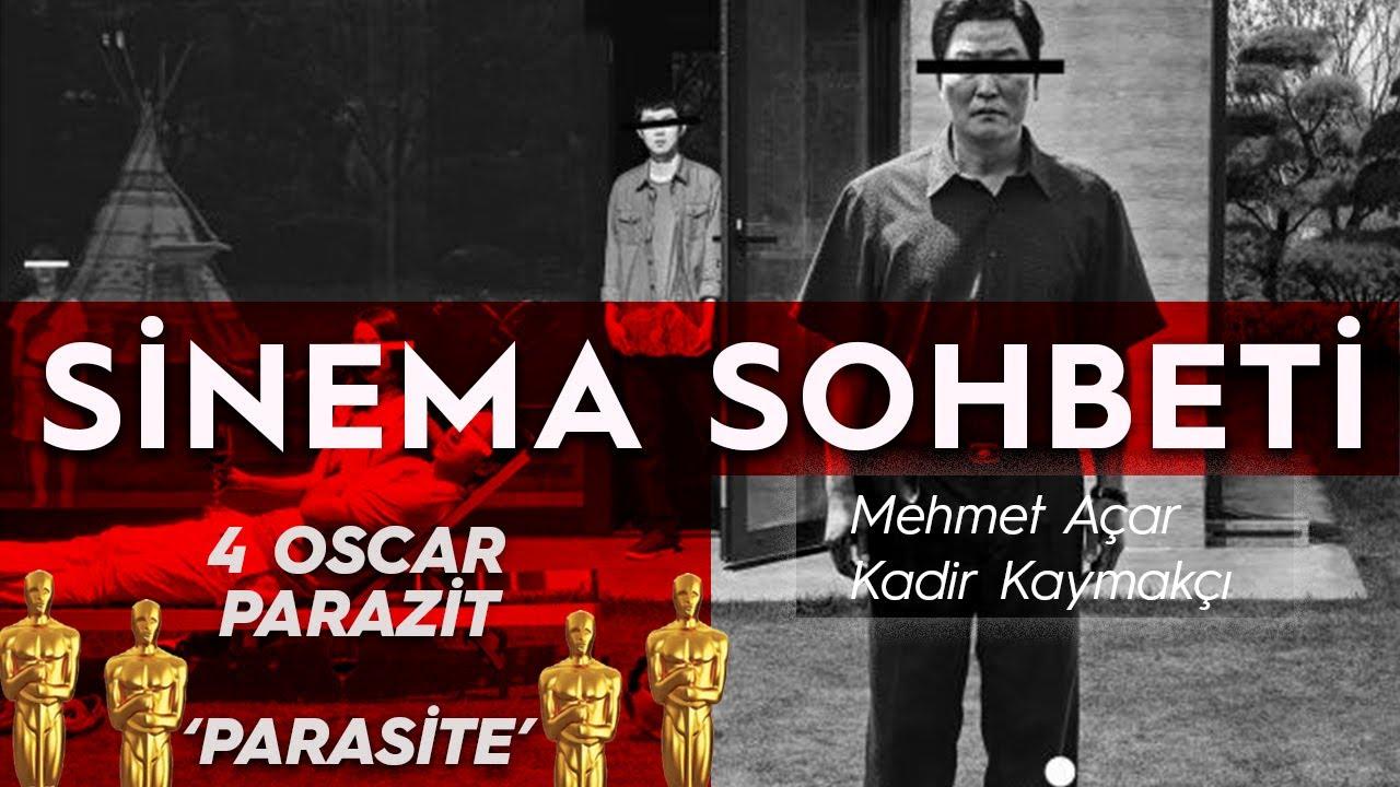 4 Oscar alan 'Parasite' filmi üzerine Mehmet Açar ve Kadir Kaymakçı'dan Oscar sonrası