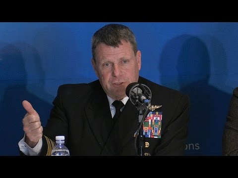 William Gortney: A Commander's Perspective on Securing America