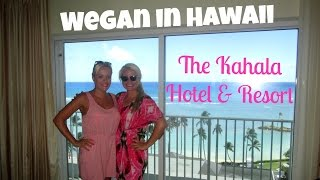 ALOHA! Wegan in Hawaii - Part 3 - THE KAHALA!