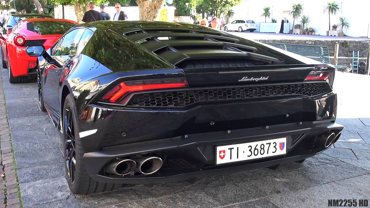 Lamborghini Hurac 225 N Insane Revving And Sound Youtube