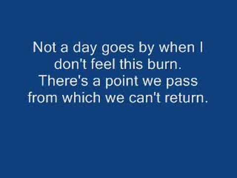 Rise Against - The Good Left Undone (with lyrics)