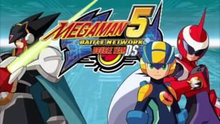 Megaman Battle Network 5 Double Team DS A Total War Extended