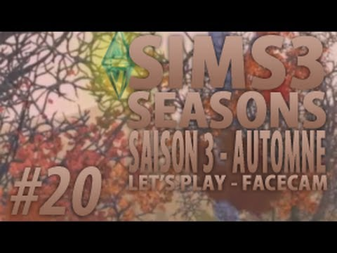 MOUSSE ! - Let's play the Sims 3 : Seasons - S3 - Part 20