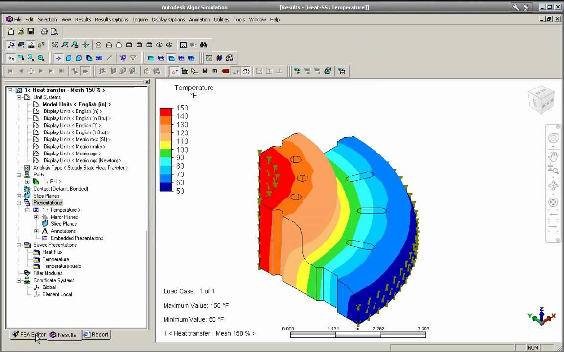Purchase Autodesk Algor Simulation Professional Software