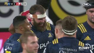 2018 Super Rugby Round 13: Highlanders vs Lions