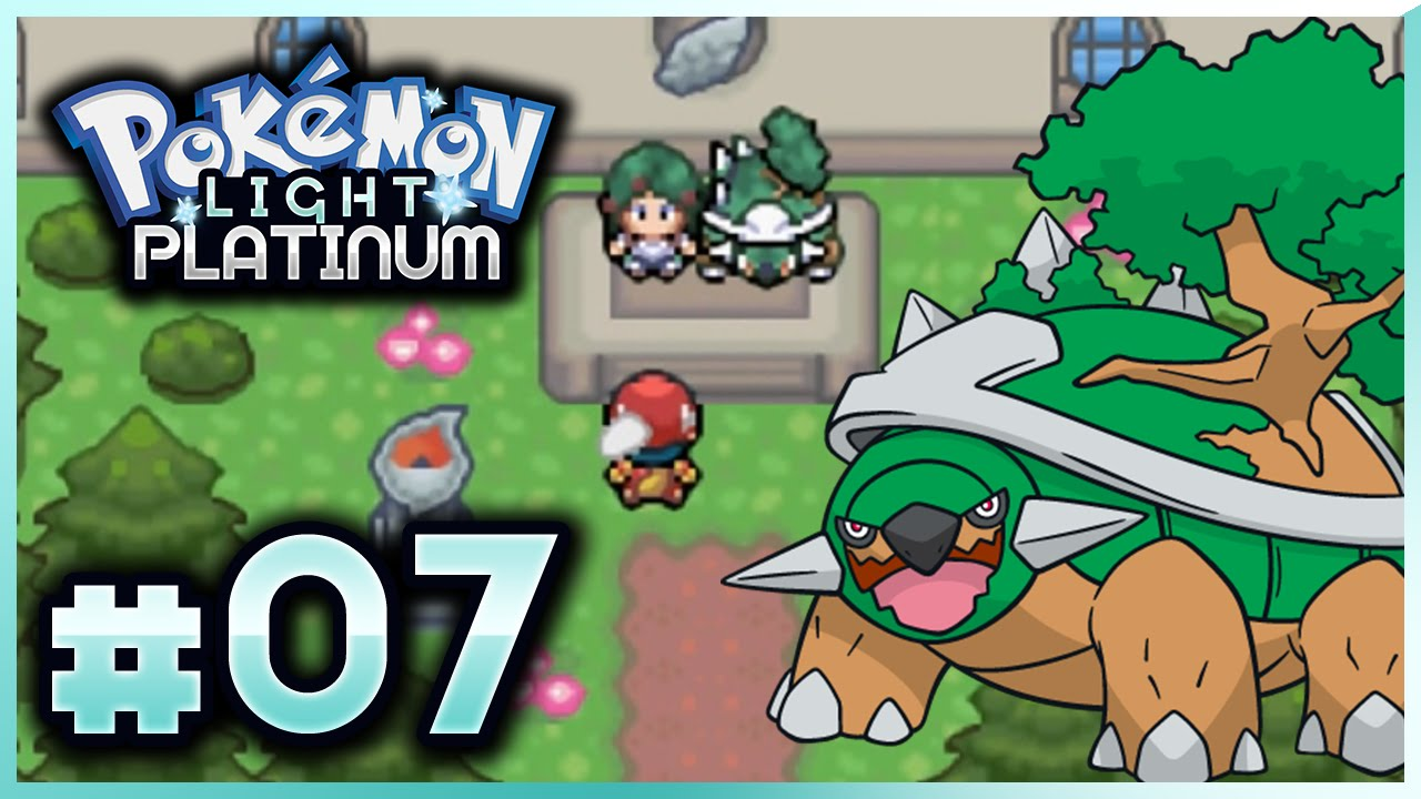 Let 39 s play pokemon light platinum part 7 esmerald gym for Gimnasio 7 pokemon esmeralda