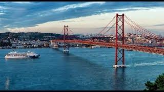 Экскурсии в Мост имени 25 апреля в Лиссабоне Португалия