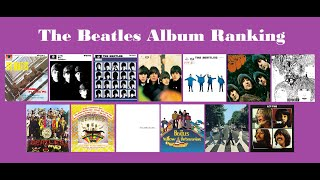 Ranking All Beatles Albums