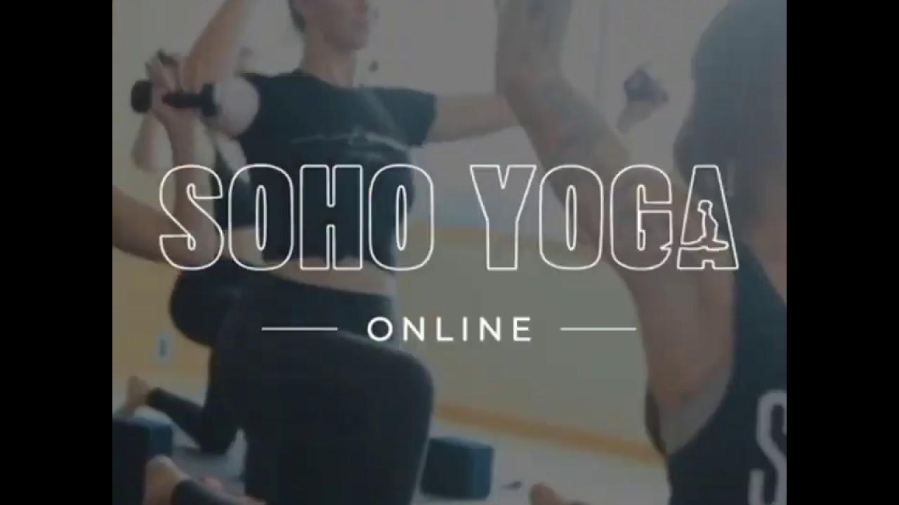 Soho Yoga Online Youtube