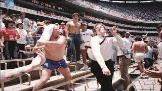 World Cup Mexico 86 Hooligans