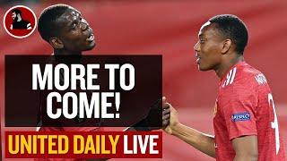 Solskjaer Praises Pogba & Martial!   Man Utd Latest News