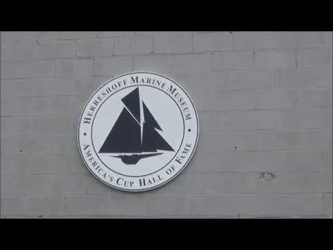 Herreshoff Yacht Museum   4 23 2016