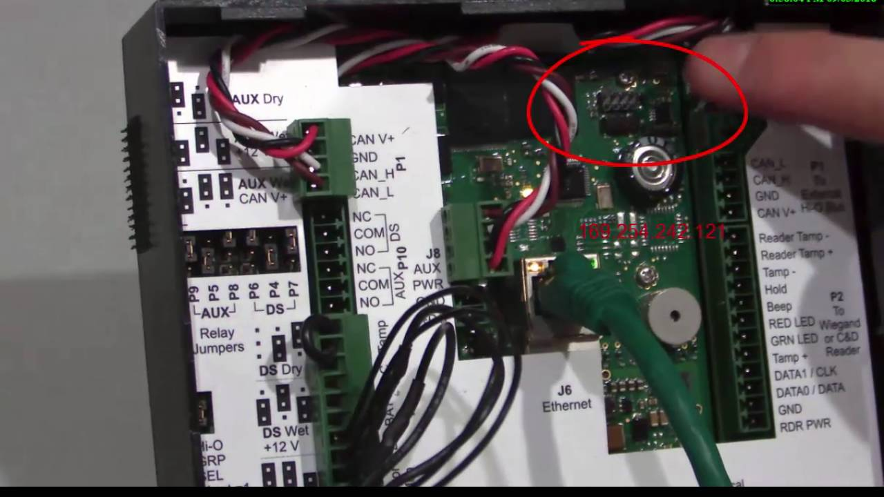 How To Default An Hid Eh400 K Unit Youtube Access Wiring Diagram