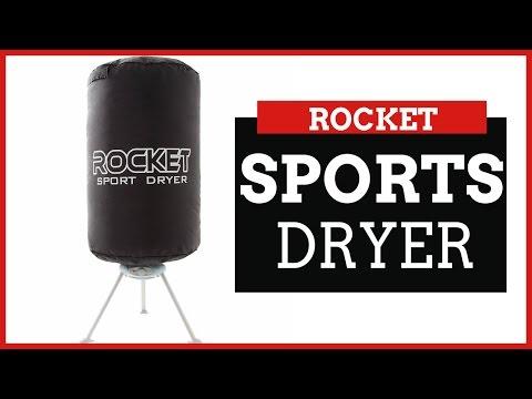 Rocket Sports Dryer Hockey Gear Dryer Review