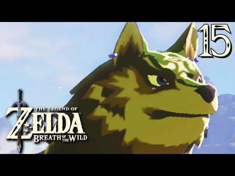 Zelda Breath of the Wild #15 : LINK LOUP EST LÀ !