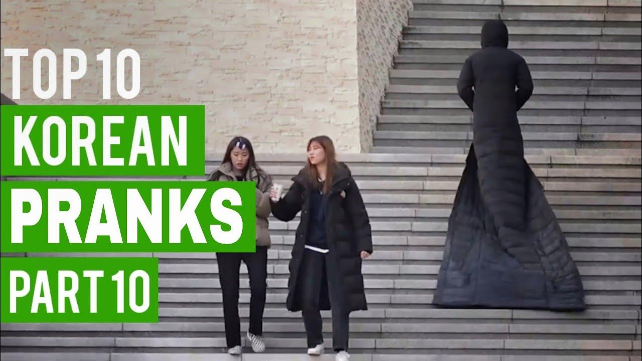 Best Korean Pranks That Got Me Rolling ? (Part 10) MyTub.uz
