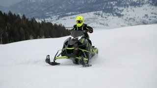 2017 Arctic Cat XF 9000 High Country Turbo Review