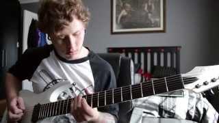 agile septar 730eb 7 string baritone metal demo