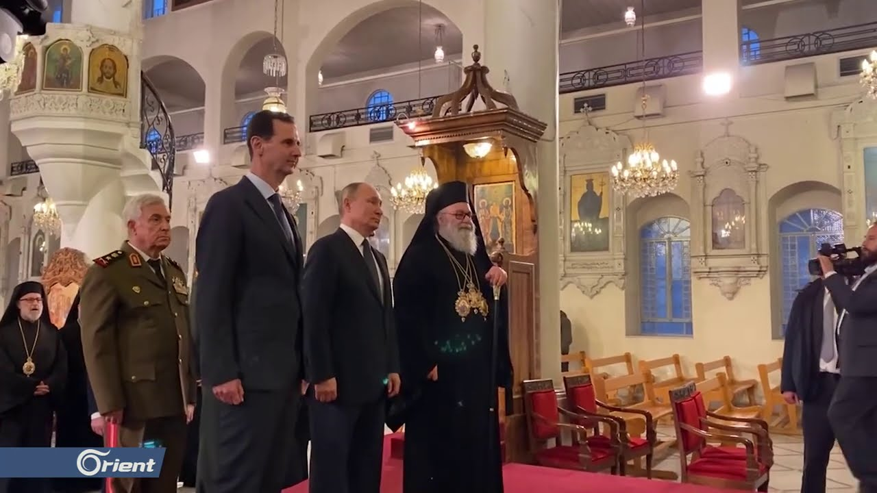 مسيحيون يرفضون استخدام بشار الأسد لدينهم كأداة سياسية  - 10:58-2021 / 2 / 12