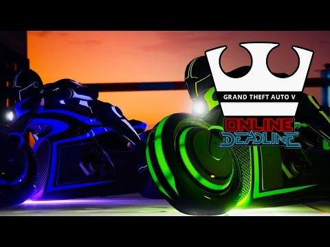 Jirka, GEJMR, MarweX a Baxtrix Hraje - GTA V  Online - Deadline [PC] [LIVE]