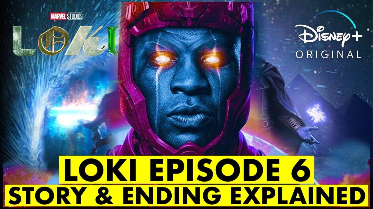 Loki Episode 6 Explained In Hindi   SuperHero Talks