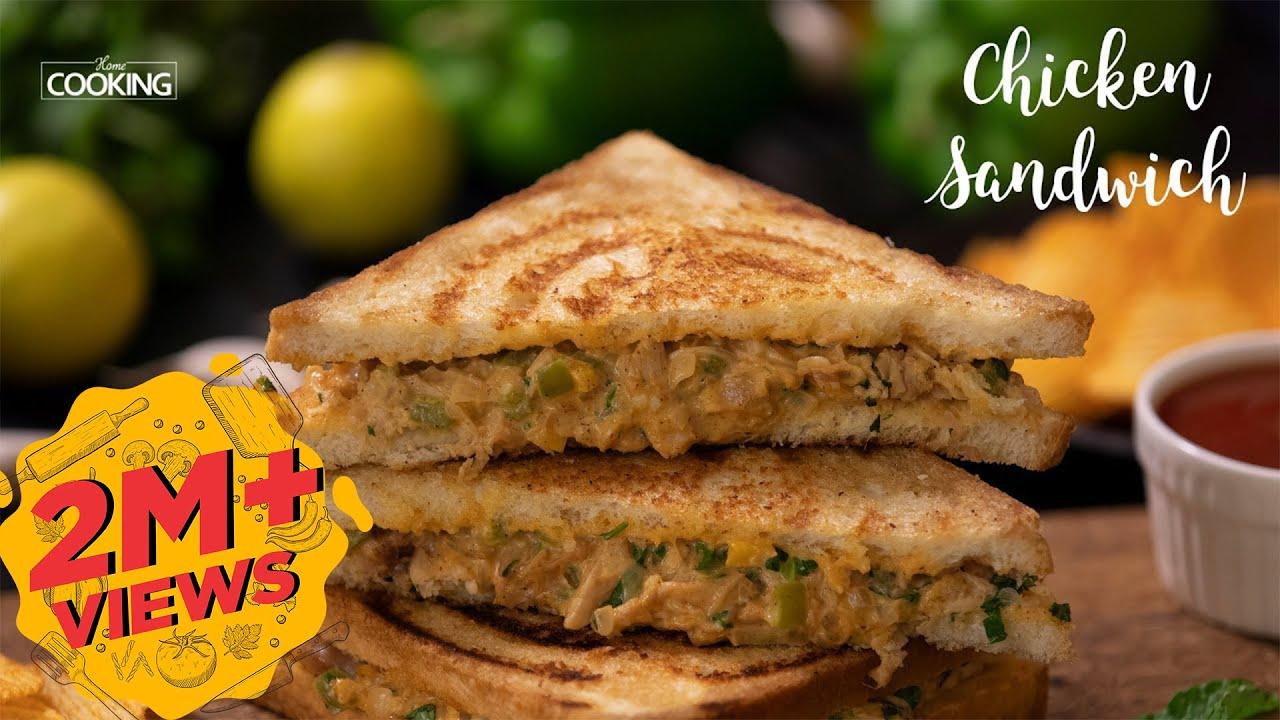 Download Chicken Sandwich | Chicken Recipes | Ramadan Recipes | Sandwich Recipes | Kids Recipes