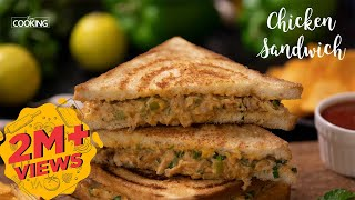 Chicken Sandwich | Chicken Recipes | Ramadan Recipes