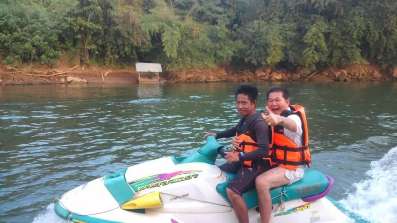 ล่องแพลอยคอ มันส์ที่สุด@สายธารไอยรา รีสอร์ท ไทรโยค กาญจนบุรี