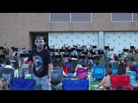 Pennridge South Middle School Pops Concert June, 1st 2017 : Jazz Band : Final Countdown
