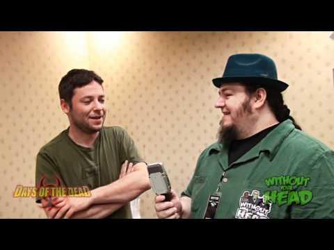 J LaRose, Alex Vincent, Sean Whalen & Tyler Mane Interviews