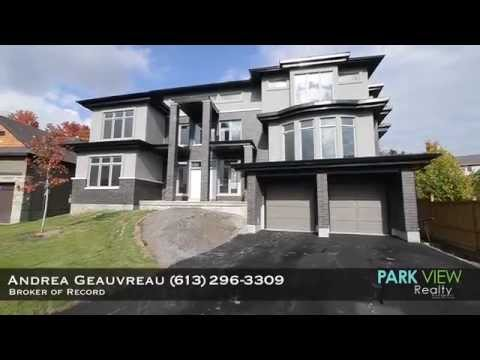 332 Carp Highlands Court Ottawa Real Estate