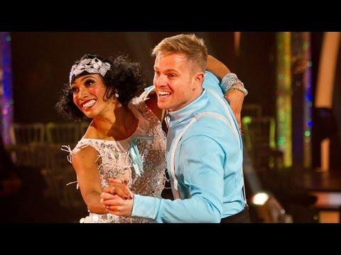 Nicky Byrne & Karen Hauer Charleston to 'Doop' - Strictly Come Dancing 2012 - BBC One